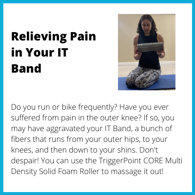 Relieving Pain in Your IT Band
